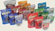 Real Meat Treats are all natural, jerky meat treats for dogs and cat