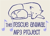 Donate to Rescue Animal Mp3 Project